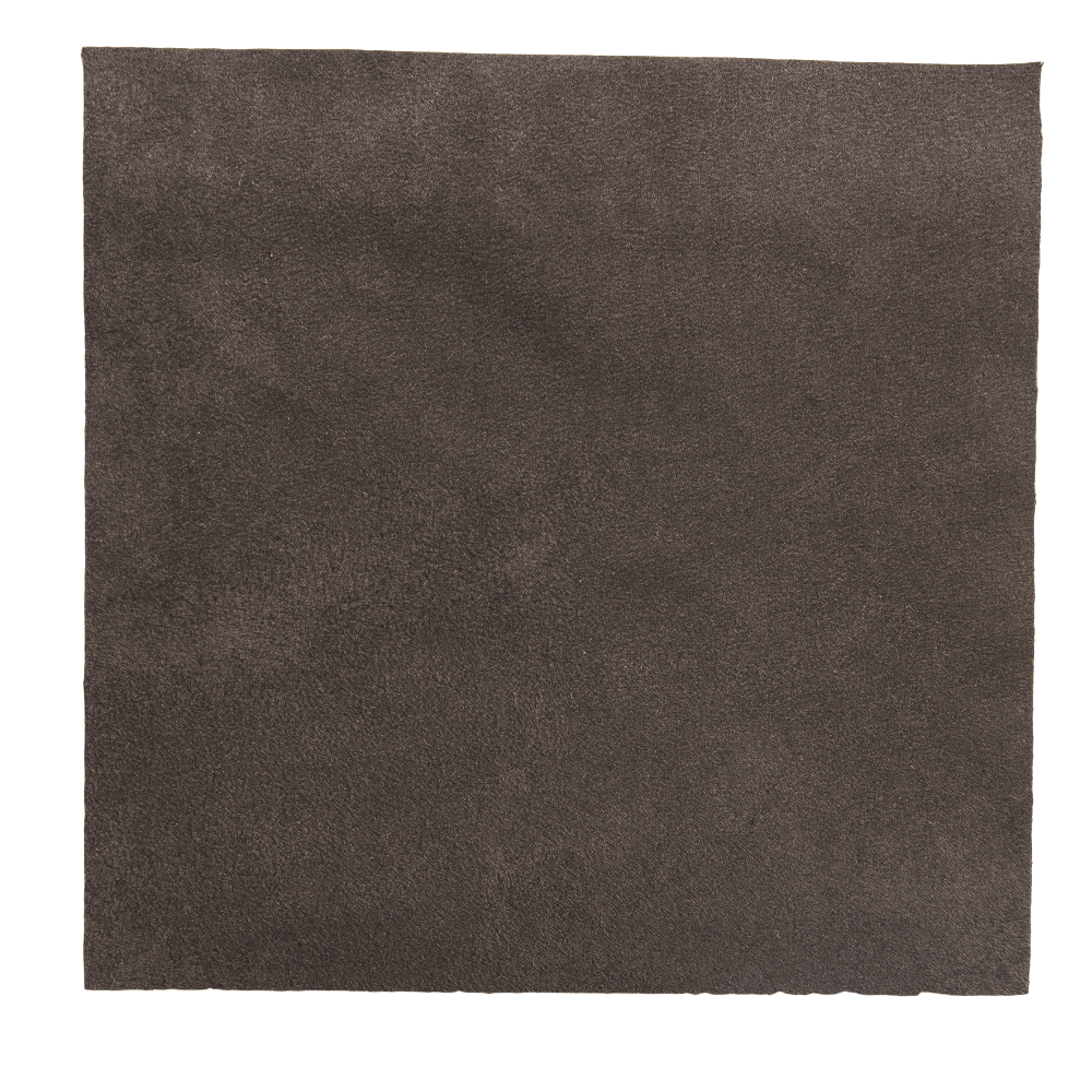 Faux Suede Chocolate