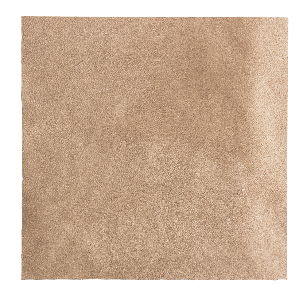 Faux Suede Coffee