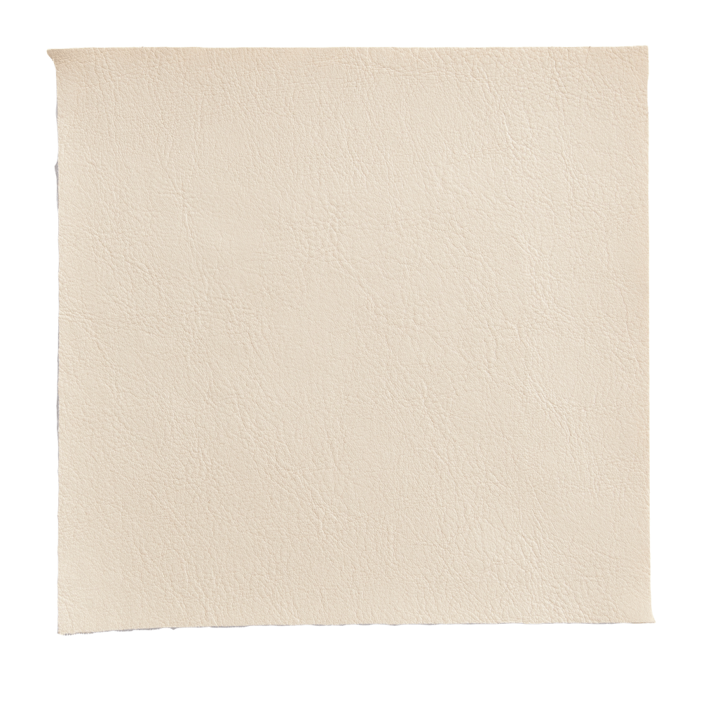 Leather-like Ivory